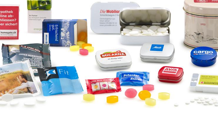 Zuckerfreie Produkte